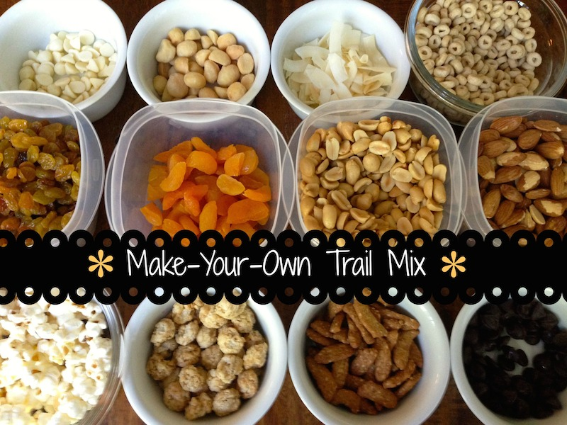 How long does trail mix last