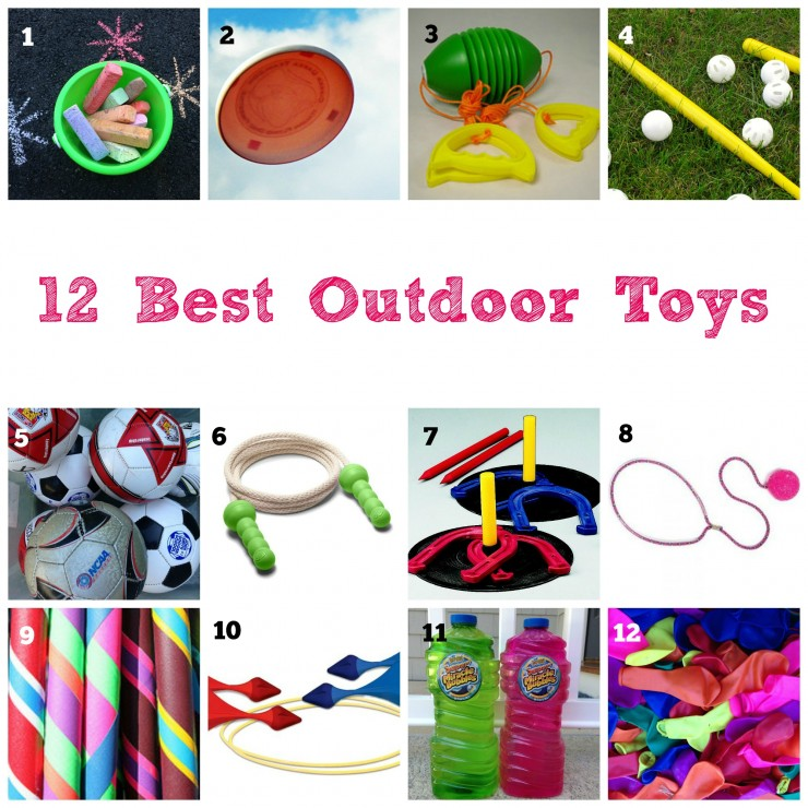 Coolest Outside Toys : Best ever outdoor toys