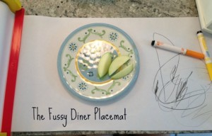 Fussy Diner Placemat