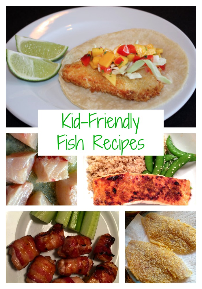 kid friendly fish recipes