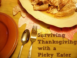 thanksgiving picky eaters 2