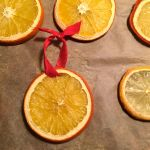orange slice ornaments 2