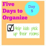help kids pick up their rooms