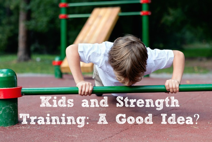 kids and strength training