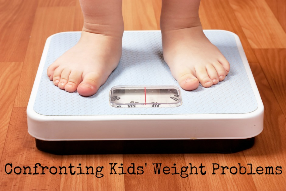 what to do if your child's overweight