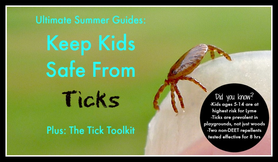 keep kids safe from ticks
