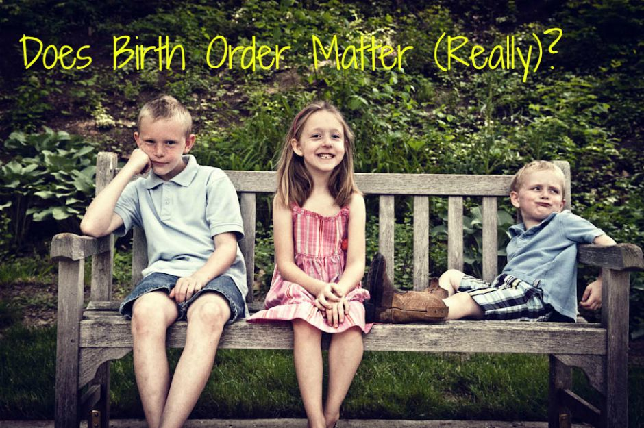 does birth order matter