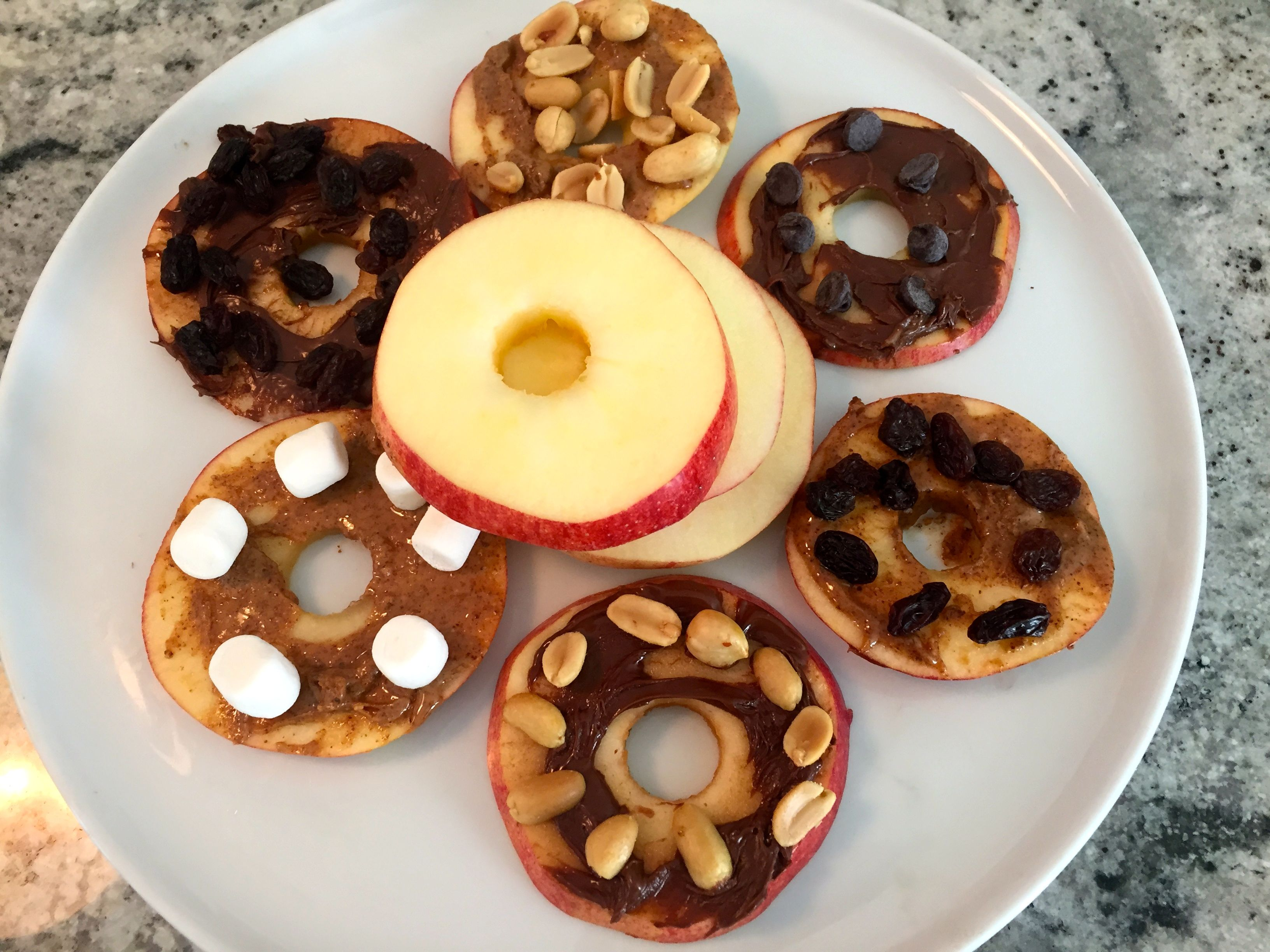Make-Your-Own Apple Rings