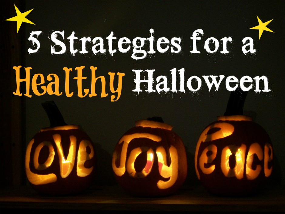 strategies for a healthy halloween