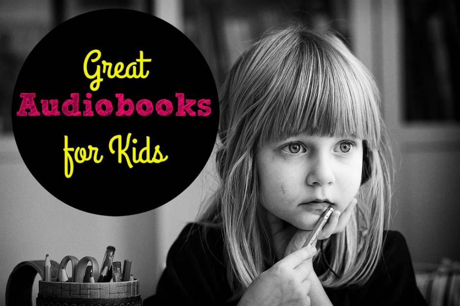 great kids audiobooks