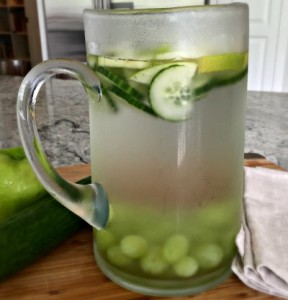green monster water