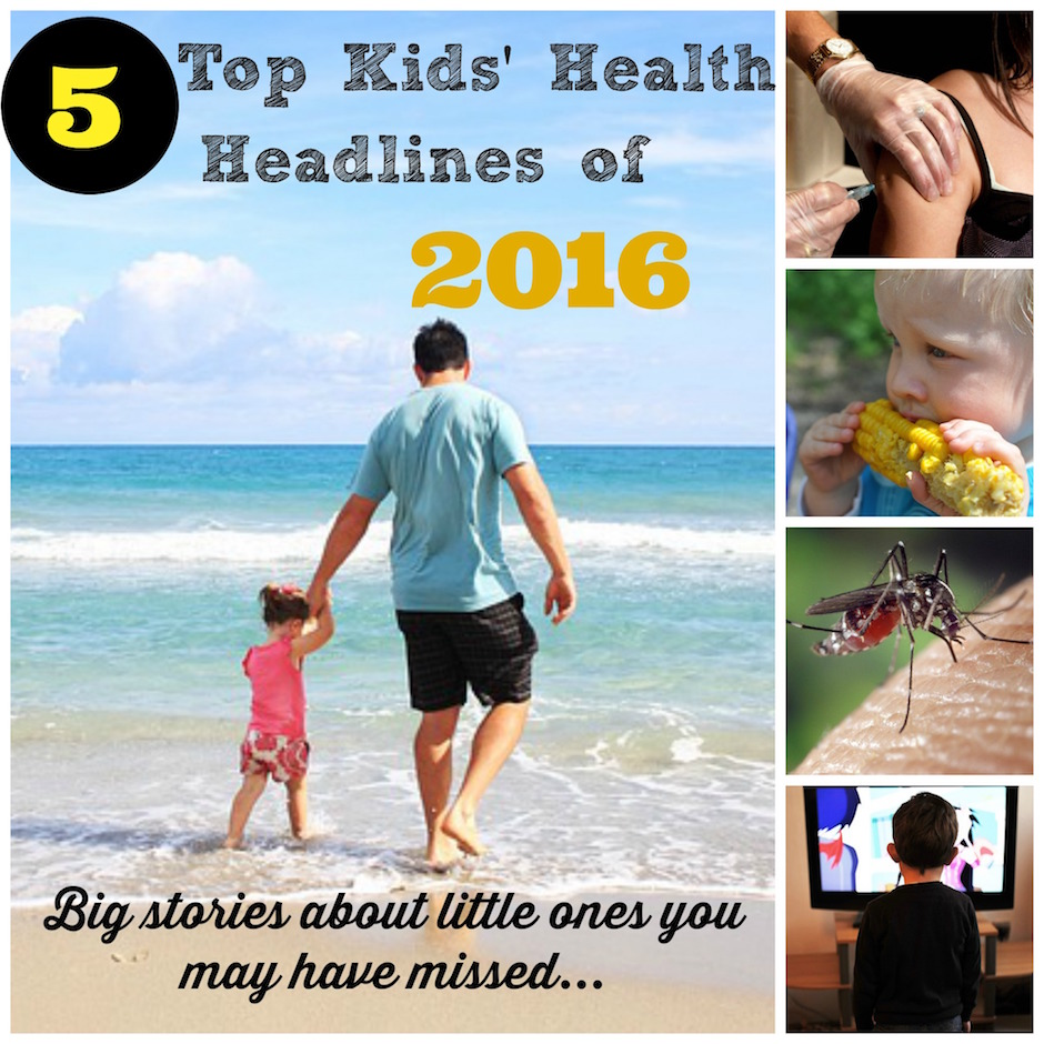 top-kids-health-news-2016